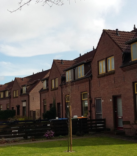 Sité sloopt twaalf oude woningen in Hofstraat Doetinchem