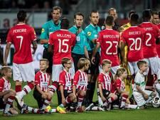 Makkelie fluit PSV - Roda JC