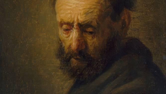 Afgeschreven Rembrandt mogelijk toch echt: hetzelfde hout is ook gebruikt voor een ander schilderij