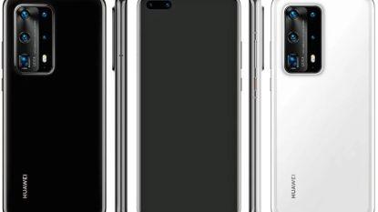 Huawei stelt nieuwe smartphones P40, P40 Pro en P40 Pro+ voor