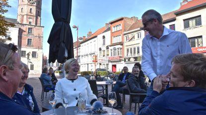 Stad Menen overlegt met horecazaken over heropening
