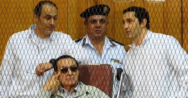 Proces mubarak achter gesloten deuren voortgezet for Net 5 achter gesloten deuren