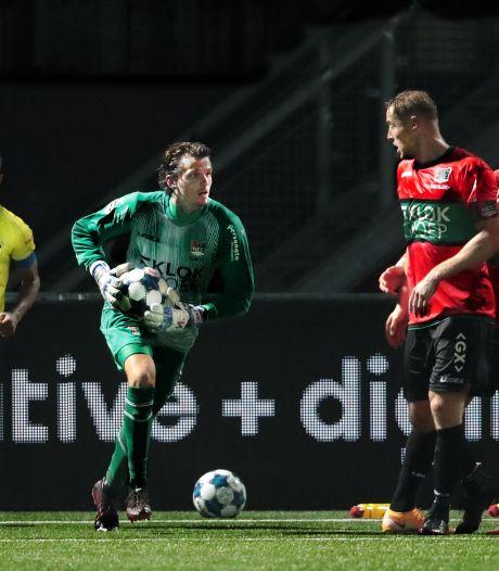 NEC hoopt op Norbert Alblas tegen Helmond Sport, keeper wacht in spanning op uitslag coronatest