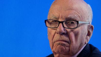 Bedrijf van Rupert Murdoch schikt op laatste moment zaak over hacking telefoons