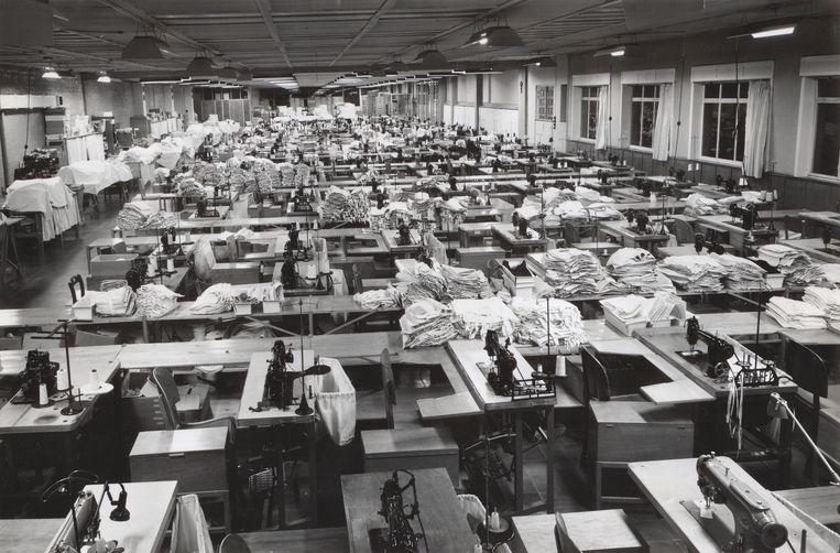 Atelier in de jaren 70.