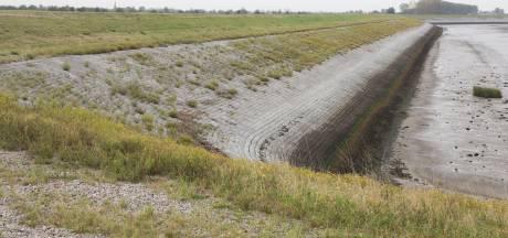 Moestuinen en grond rond zeedijk Perkpolder worden volgend jaar onderzocht