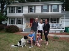 Astens gezin een jaar in Amerika voor ASML 'Hier zijn is een groot cadeau'