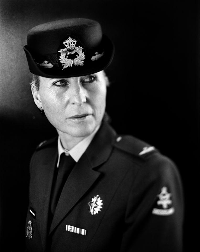 Ellen Meeuwsen-Scholten (41) Beeld Gerard Wessel