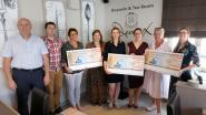 Familiebedrijf Bevertrans viert 25-jarig bestaan en zamelt 7.500 euro in
