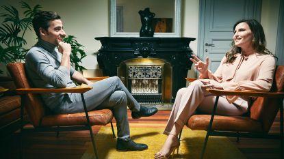 """Experts in de liefde Wim Slabbinck (36) & Chloé De Bie (29): """"Ik zie veel mensen die zich afvragen: wil ik wel een monogame relatie?"""""""