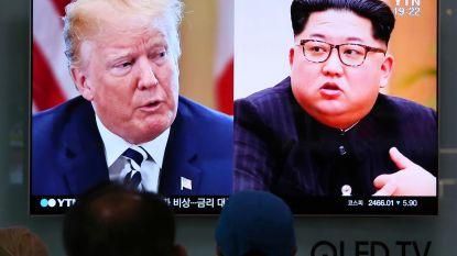 """Trump bevestigt: """"Top met Kim Jong-un gaat door"""""""