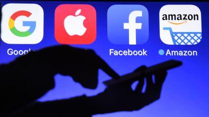 """""""Europa plant omzetbelasting van 3 procent voor internetgiganten"""""""
