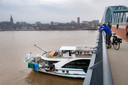 De schade aan passagiersschip Edelweiss is aanzienlijk.