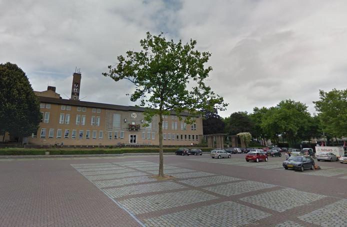 Het Raadhuisplein in Oosterbeek.