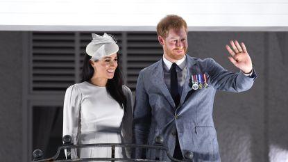 IN BEELD. Prins Harry en Meghan stelen de show op Fiji