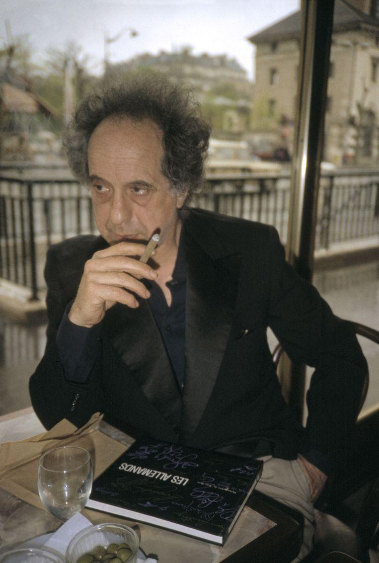 Fotoboek: The Americans van Robert Frank. 'Echt een klassieker, ik draag het al sinds mijn 18de met me mee.' Beeld Rene Burri / Magnum Photos
