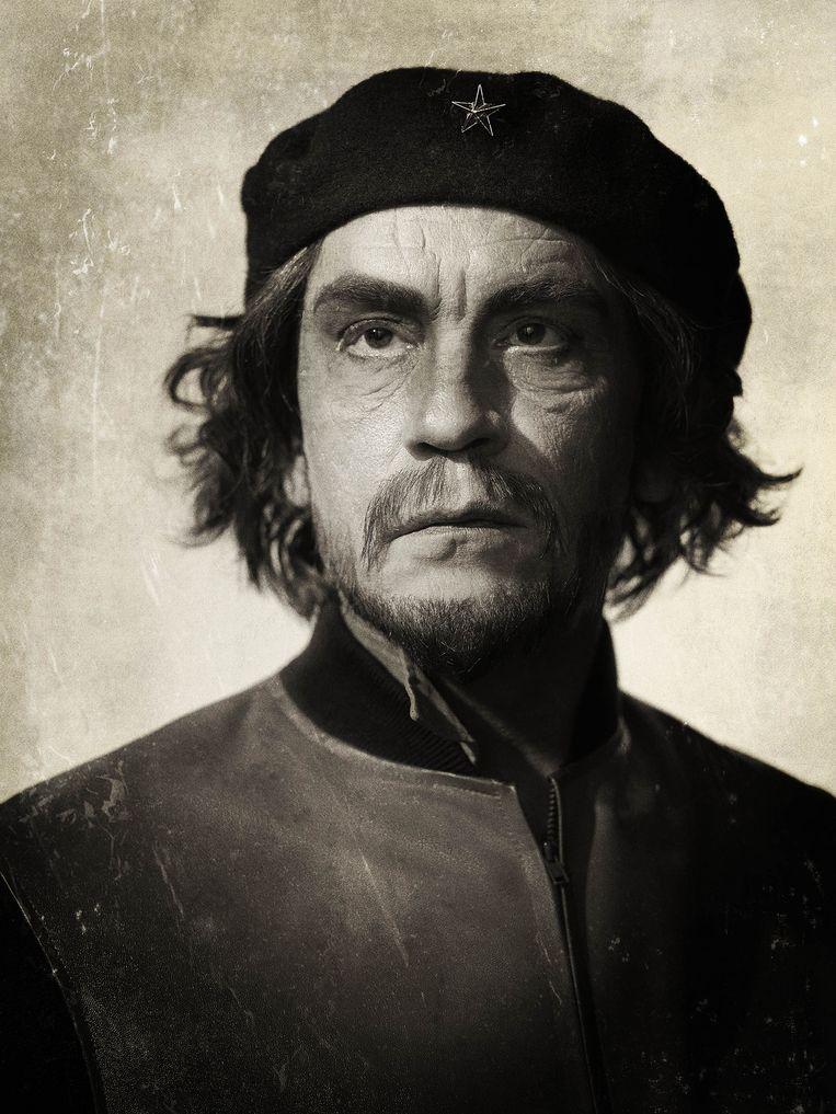 Che Guevara van Alberto Korda Beeld Sandro Miller