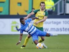 Fortuna Sittard geeft dramatisch PEC Zwolle het nakijken: 3-0