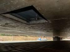 Rijkswaterstaat controleert extra op illegaal gebruik viaducten na feest bij Heerde