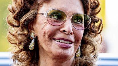 """Sophia Loren: """"Gelukkig nooit #Me-too meegemaakt"""""""