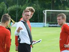 Vordenaar Peter Jansen nieuwe trainer Reünie