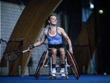Geen derde titel op Roland Garros voor Marjolein Buis