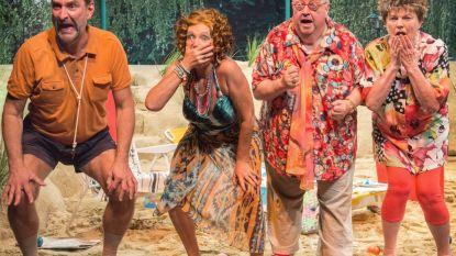 Minder kustrevues, maar meer zomertheater: er valt toch nog te lachen deze zomer