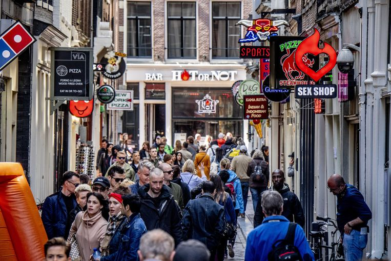 De Wallen in Amsterdam