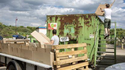 Recyclageparken Ivago gaan dinsdag opnieuw open