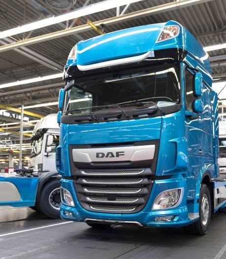 DAF verkoopt meer trucks dan eerder dit jaar verwacht