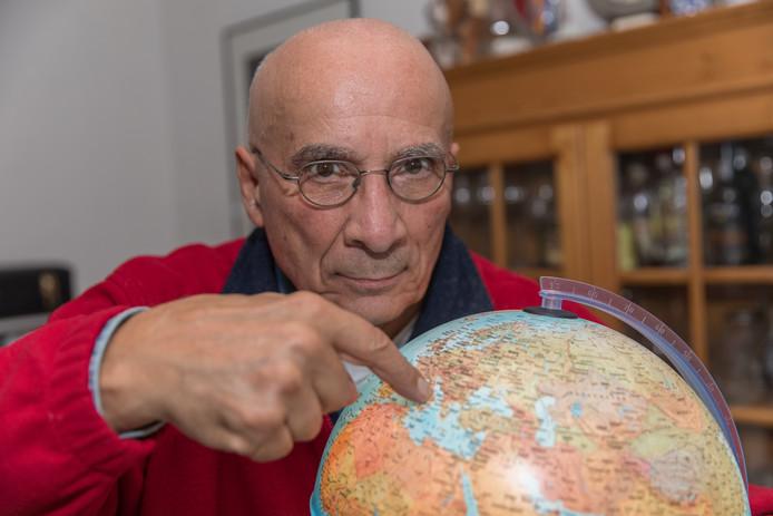 Eros Marazzi legt de vinger op de zere plek... Italië.
