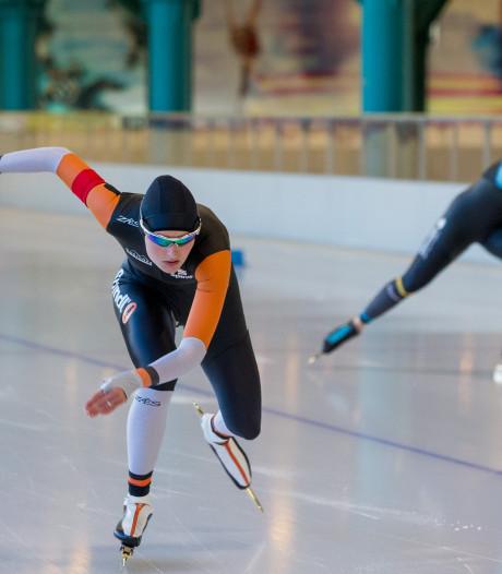 Opening schaatsseizoen opnieuw verreden op ijs Triavium