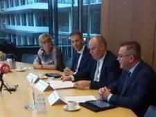 VIDEO: Persconferentie over blunders op spoor Zwolle-Kampen