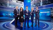 VTM Nieuws-ankers Birgit Van Mol en Freek Braeckman verdwijnen even van het scherm en gaan in quarantaine