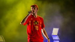 Roméo Elvis zorgt voor hiphopfeestje van de dag