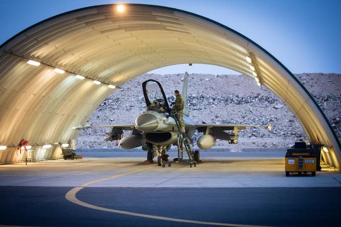 Nederlandse F-16's zijn vanuit Jordanië  actief boven Irak en Oost-Syrië in de strijd tegen Islamistische Staat.