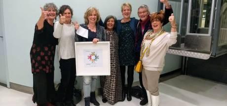 Koor Intervocaal uit Enschede wint Award voor Verdraagzaamheid