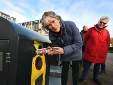 'Stille' glasbakken in Nieuwegein maken einde aan ergerlijk glasgerinkel