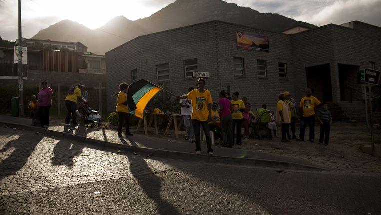 Verkiezingen in Zuid-Afrika. Beeld getty