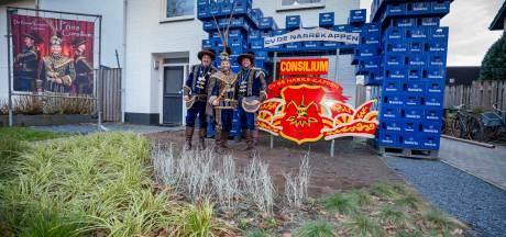 Geen roze huis maar een 'Bavariahuis' voor prins carnaval van Gerwen