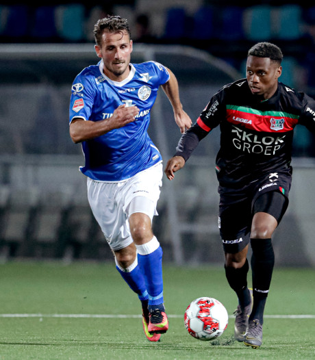 Tiental FC Den Bosch ziet winst weer in blessuretijd verdampen
