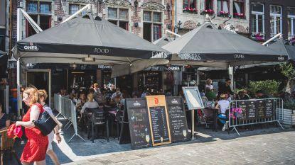 De Fait Divers is plots een Italiaans restaurant