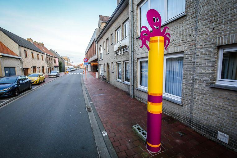 Deze schoolomgeving in Adinkerke is al veilig