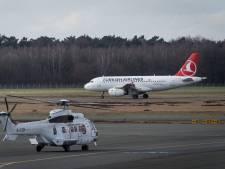 Vliegveld Münster-Osnabrück ziet in 'crisisjaar' aantal passagiers licht dalen