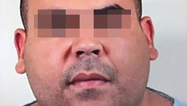 De recherche ziet in berichten op de smartphone sterk bewijs tegen crimineel Naoufal F. Beeld