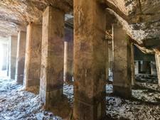 Bunker na mega-zaagklus klaar voor reis