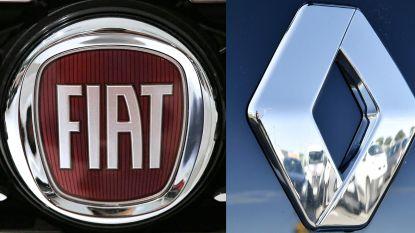 Fiat Chrysler trekt aanbod voor fusie met Renault in