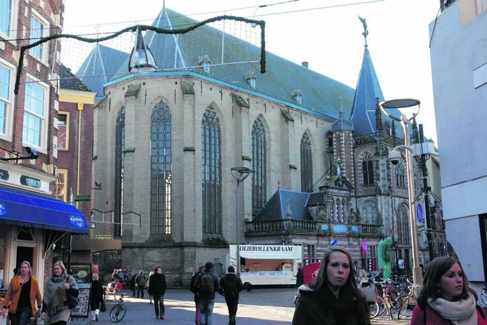 De Grote kerk in Zwolle. Archieffoto Tom van Dijke