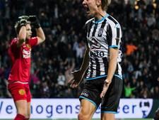 Spits van Heracles geniet na winnende: 'Alle ballen op Vincent'