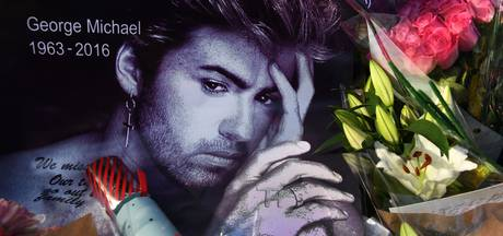 George Michael-tribute op losse schroeven